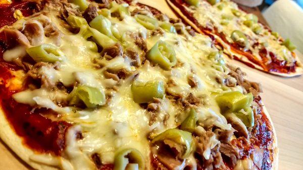 Wrap Pizza