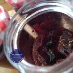 Marmelade mit Glitzer