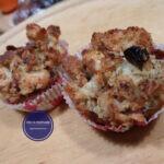 Ciabatta Bacon Muffins