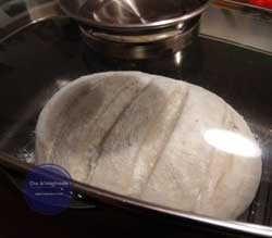 Friss dich dumm Brot 2.0 im Bräter